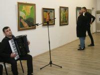 Спомен за живописеца Петко Петков в Артцентър Плевен – фото-галерия