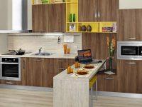"""Модерни решения за кухнята от мебели """"Венус"""""""