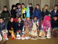 Над 200 деца се включиха в работилницата за обредни маски в РИМ – Плевен