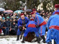 Плевенчани участваха във възстановка на залавянето на Левски в Къкринското ханче