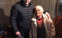 Млади плевенчани с големи сърца помогнаха на възрастни хора от Славовица в снежната блокада