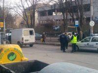 Екшън с гонка и стрелба близо до болницата в Плевен (снимки)