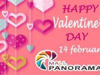 Днес любовта е в Панорама мол Плевен!