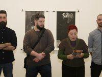Петима млади майстори на графиката в Артцентър Плевен – фото-галерия