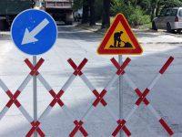 Текущите ремонти на улици в Плевен продължават