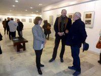 """Изложба с илюстрации от своя фонд откри ХГ """"Илия Бешков"""" – Плевен в Търново"""