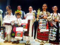 Деца от Байкал представиха България на международен фолклорен фестивал в Румъния