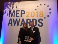 "Плевенчанинът Петър Курумбашев е евродепутат на годината в категория ""Транспорт"""