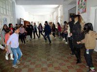 Български народни танци ще се играят от днес в междучасията в училището в Търнене