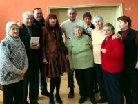 Депутатът Владислав Николов поздрави жители на Пелишат за Благовещение
