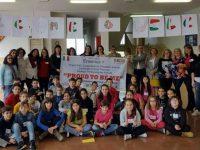 """Екип от ДГ """"Юнско въстание"""" – Плевен бе в Италия по проект на """"Еразъм+"""""""