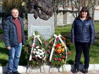 В Пордим отбелязаха 91-годишнината от рождението на Иван Радоев