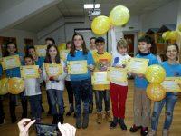 """НУ """"Христо Ботев"""" – Плевен излъчи победителите в състезанието """"Spelling Bee"""""""