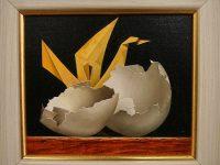 70 живописни платна на Володя Кенарев в Артцентър Плевен – фото-галерия