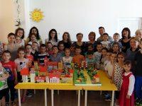Деца и родители изработиха макет на Плевен от отпадъчни материали. Вижте го! (галерия)