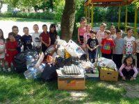 """Инициатива """"Да спасим едно дърво"""" организираха в ДГ """"Звънче"""" – Плевен"""