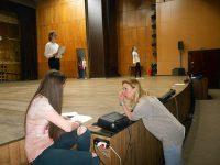 """Репетициите на """"Ледената кралица"""" на сцената на """"Съгласие"""" са в разгара си"""