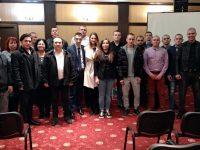 Преизбраха Иван Мандински за лидер на младежите от БСП – Плевен
