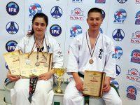 Нови успехи за каратеките от Левски, Мариела Любенова ще участва на Световното в Япония