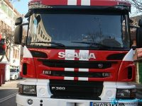 Огнеборците от Кнежа бързо реагираха при пожар и спасиха 110 дка с царевица
