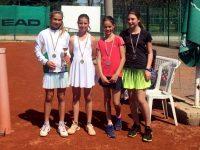 Плевенчанката Йоана Константинова спечели държавен турнир по тенис в Пловдив
