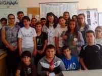 """В ОУ """"Св. Климент Охридски"""" – Плевен отбелязаха Световния ден за борба с хипертонията"""