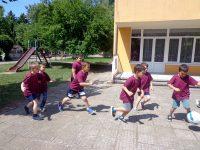 """Инициативата """"Чрез спорт към толерантност"""" обедини училища и детски градини в Левски"""
