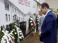 Д-р Андрей Ковачев на поклонението на остров Персин: Ние сме тук, за да помним! Поклон!