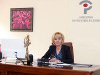 Омбудсманът Мая Манолова ще посети днес Плевен