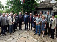 Правнук на ген.Тотлебен и посланик Макаров уважиха празника на селото, носещо името на руския генерал