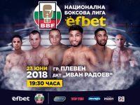 Днес Плевен ще е домакин на първия кръг от най-мащабното боксово събитие в България