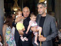 В Бреница кръстиха 14 деца от социално слаби семейства