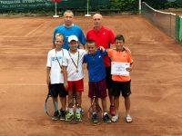 Иван Монов спечели Регионален турнир до 12 години в Плевен