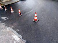 Ремонтите на улици и тротоари продължават в няколко района в Плевен