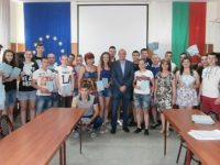 """Спортно училище """"Георги Бенковски"""" – Плевен връчи дипломите на Випуск 2018"""