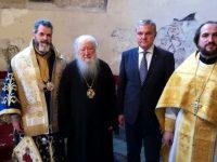 Румен Петков бе гост на Успенския събор на Московския Кремъл