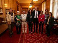 Плевенчани гостуваха в Парламента по покана на депутата Стефан Бурджев