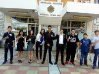Ученици управляваха за ден Община Червен бряг