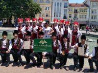 Младите танцьори от Пордим с пореден голям успех