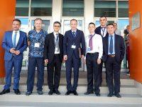 Министър Красимир Вълчев бе удостоен с плакет за принос към изграждането на Факултета по фармация на МУ-Плевен