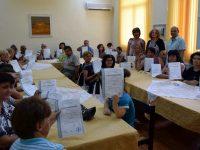 30 безработни лица от община Пордим получиха удостоверения за социални асистенти по проект