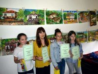 """Таланти от Плевен участваха в детския пленер """"Сбъдната приказка"""" в Боженци"""