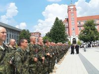 """От Плевен изпратиха 36-ия контингент за мисията на НАТО в Афганистан """"Решителна подкрепа"""""""
