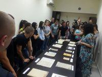 Ученици и граждани се запознаха с работата на Административен съд – Плевен