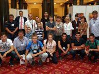 Ученици от ПГМЕТ – Червен бряг посетиха Парламента по покана на депутата Стефан Бурджев