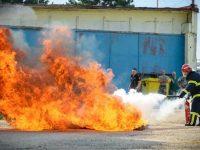 Горещо лято: Курс за обучение на пожарникари се проведе във ВВУБ – Долна Митрополия