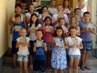 """Арт студио """"Твори и се забавлявай"""" събира децата в Победа в летните дни"""