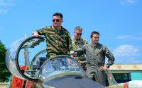 Военна делегация от 10 държави посети учебната база в Долна Митрополия (галерия)