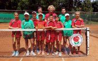 Плевенската тенисистка Йоана Константинова тренира с бившия №20 Дмитрий Турсунов