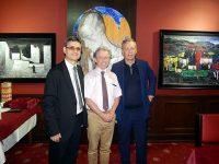 Президентът на Европейската асоциация по роботизирана гинекологична хирургия посети Плевен
